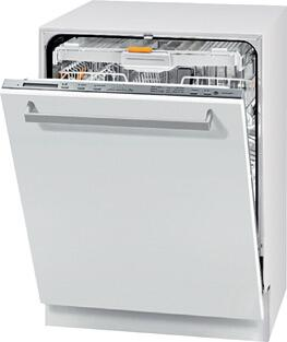 """Miele G5675SCVI 24""""  Built In Fully Integrated Dishwasher with 16 Place Settingin Panel Ready"""