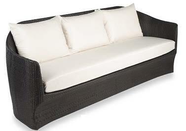Global Furniture USA S931S  Patio Sofa