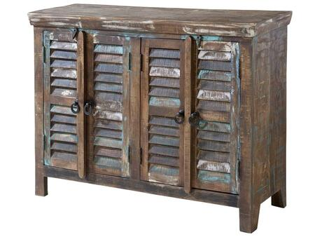Stein World 12320 Freestanding Wood 0 Drawers Cabinet