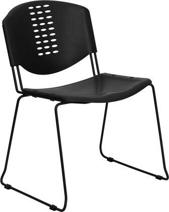 "Flash Furniture RUTNF02BKGG 22.75"" Contemporary Office Chair"