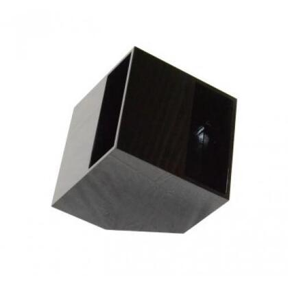 VIG Furniture VGWCBOOKBLK Modrest Series  Wood Magazine Rack