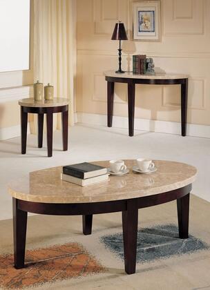 Acme Furniture 17142CEST Britney Living Room Table Sets