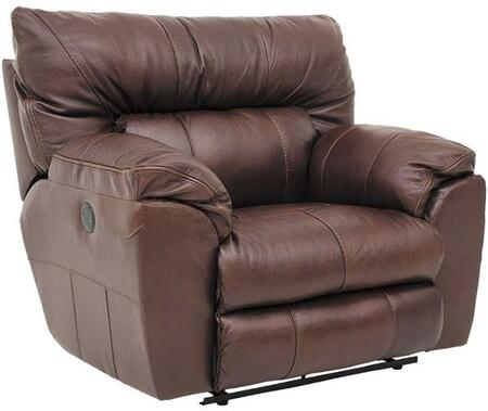 Catnapper 643407128319308319128329 Milan Series Leather Metal Frame  Recliners
