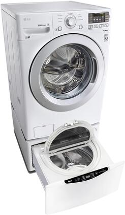 LG WM3170CWkit1 Washer and Dryer Combos