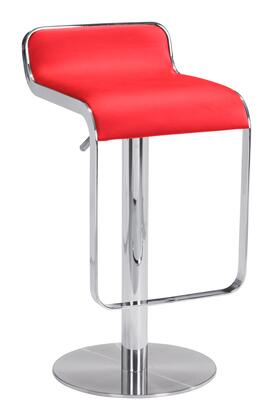 Zuo 301112 Equino Series  Bar Stool