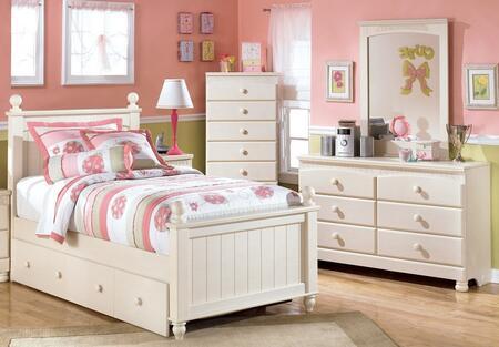 Milo Italia BR303QPSBDMC Burton Queen Bedroom Sets