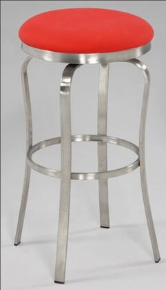 Chintaly 1193BS Modern Backless Bar Stool
