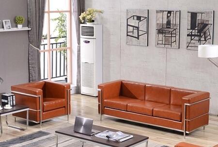 Flash Furniture ZBREGAL8103SCCOGGG Hercules Regal Living Roo
