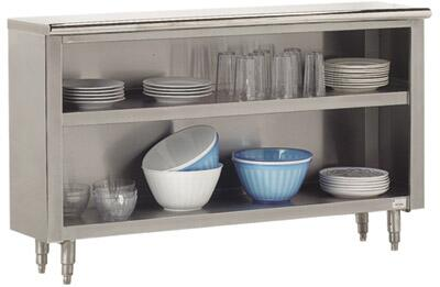 Open Base Dish Cabinet