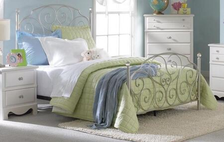 Standard Furniture 50283A Spring Rose Series  Twin Size Panel Bed