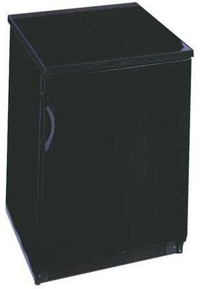 Summit FF7BKeypad  Compact Refrigerator with 5.5 cu. ft. Capacity in Black