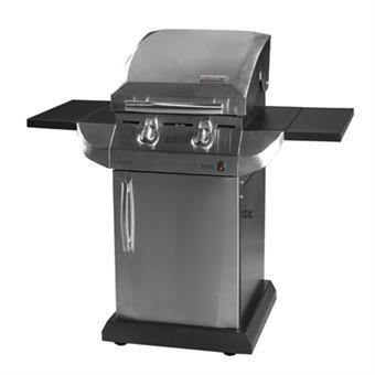 Char-Broil 463270610 All Refrigerator Grill, in Stainless Steel