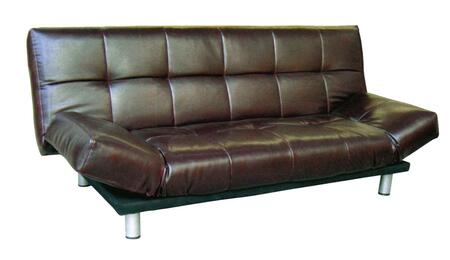"Yuan Tai 6640MF 73"" Contemporary Futon"