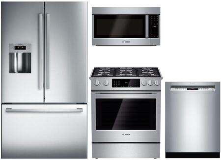 Bosch 731173 800 Kitchen Appliance Packages