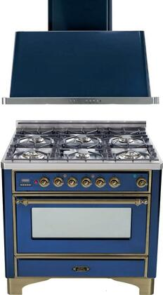 Ilve 720033 Kitchen Appliance Packages