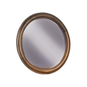 Durham 112180AR Vineyard Creek Series Round Both Dresser Mirror