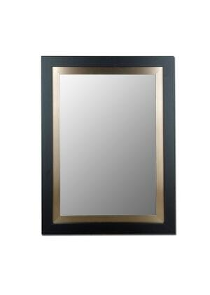 Hitchcock Butterfield 205203 Cameo Series Rectangular Both Wall Mirror