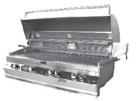 FireMagic E1060I2L1NW Built In Natural Gas Grill