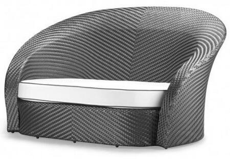 TOV Furniture TOV02XLOVE  Patio Love Seat
