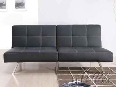 Acme Furniture 15335 Katelin Series  Faux Leather Sofa