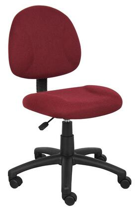 "Boss B315BY 17.5"" Adjustable Contemporary Office Chair"