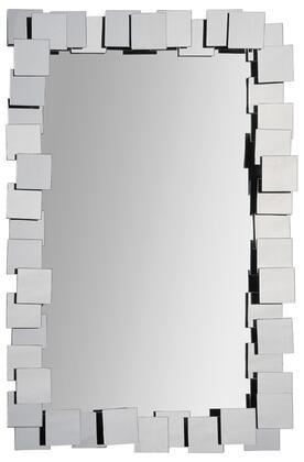 Ren-Wil MT1267  Rectangular Portrait Wall Mirror