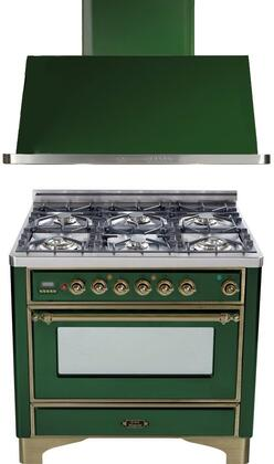 Ilve 720112 Majestic Kitchen Appliance Packages
