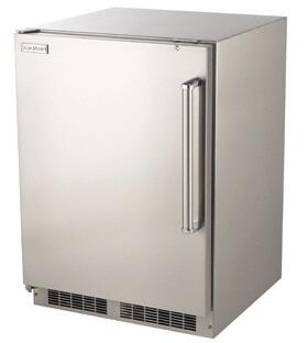 FireMagic 3589DX Outdoor-Rated Refrigerator with Digital Internal Thermometer, 6.5 Cubic Feet