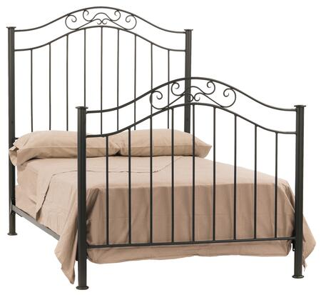 Stone County Ironworks 901070  Queen Size HB & Frame Bed