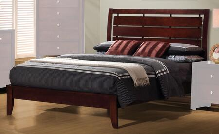 Coaster 201971KE Serenity Series  King Size Platform Bed