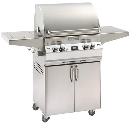 FireMagic A430S1E1P61  Freestanding Grill, in Stainless Steel