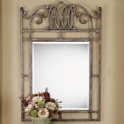 Hillsdale Furniture 41549 Montello Series Rectangle Portrait Wall Mirror