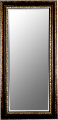 Hitchcock Butterfield 761403 Cameo Series Rectangular Both Wall Mirror