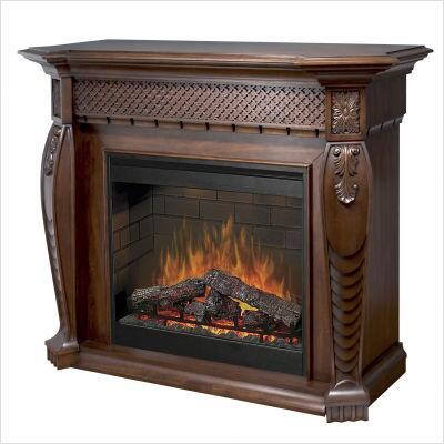 Dimplex SEPBW460FB Vienna Series  Electric Fireplace