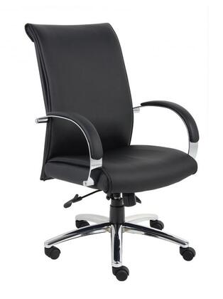 "Boss B9431BK 27"" Adjustable Contemporary Office Chair"