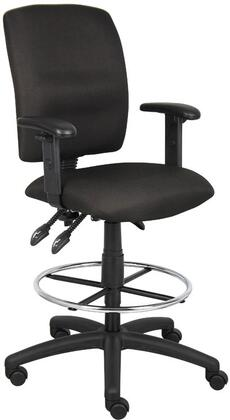 "Boss B1636BK 27"" Adjustable Contemporary Office Chair"