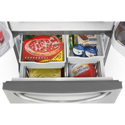 Maytag Mfi2269vem French Door Refrigerator With 22 Cu Ft