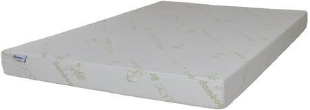 MLily DREAMER6F Dreamer Series Full Size Memory Foam Top Mattress