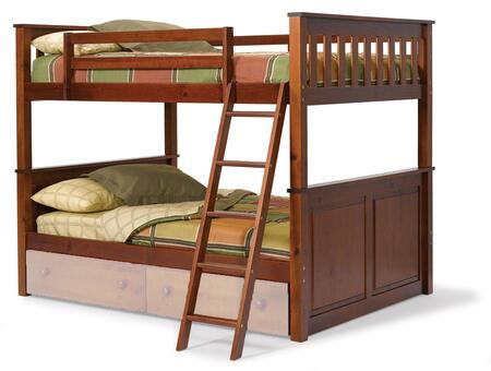 Chelsea Home Furniture 3652540  Full Size Bunk Bed