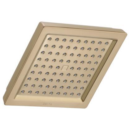 Universal Showering Components  52283-CZ Delta: Raincan Single-Setting Shower Head in Champagne Bronze