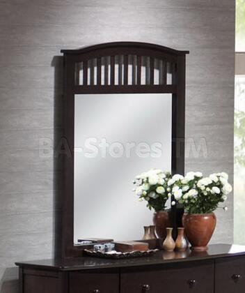 Acme Furniture 11175 San Marino Series Rectangular Portrait Dresser Mirror