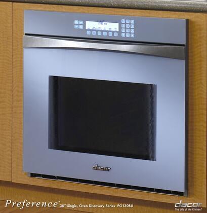Dacor PO130BU Single Wall Oven, in Blue