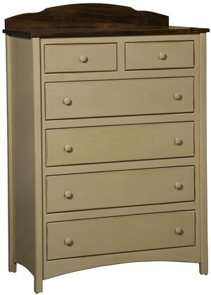Chelsea Home Furniture 4650145BM Graces Series Wood Chest