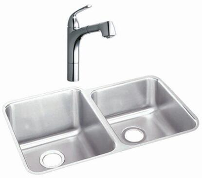 Elkay LKGTPKG2CR Kitchen Sink