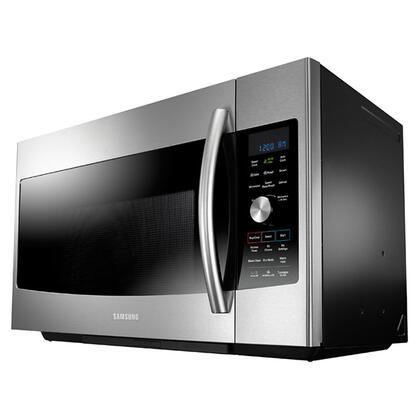 Samsung Appliance Mc17f808kdt 1 7 Cu Ft Over The Range