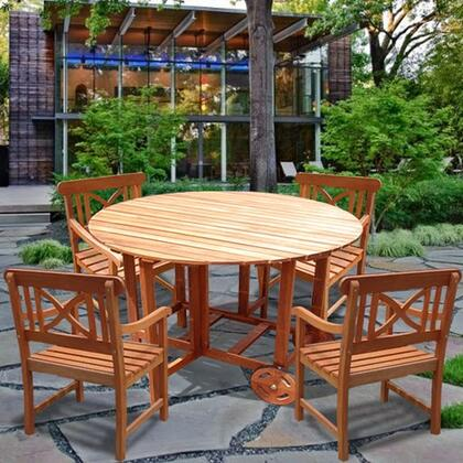 Vifah V1206SET5 Patio Sets