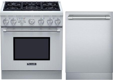Thermador 716416 Kitchen Appliance Packages | Appliances Connection