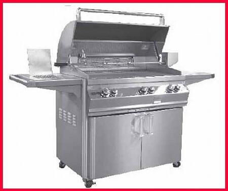 FireMagic E790S2A1N62 Freestanding Natural Gas Grill