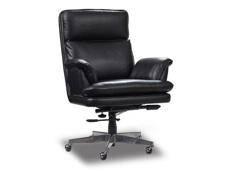 Hooker Furniture EC465-CH-0 Milestone Series Transitional-Style Home Office Chair