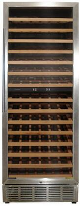 "Vinotemp VT188MSW 25.6"" Freestanding Wine Cooler 